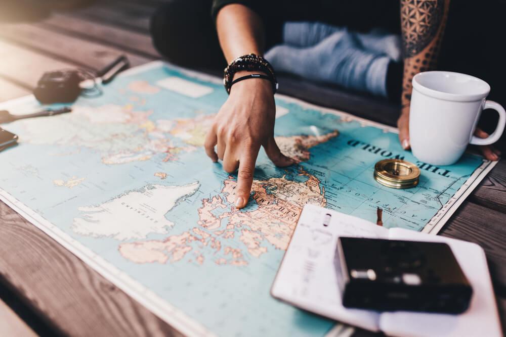 女性の一人旅にベストな国内旅行先の選び方