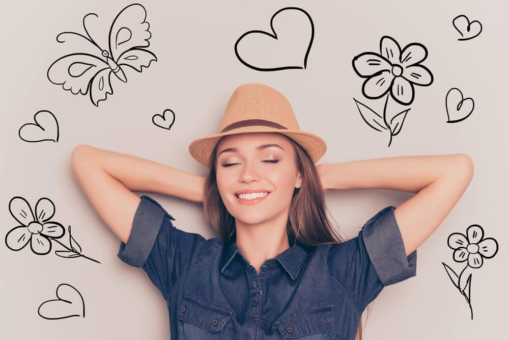 男性からモテるには、小さな幸せも喜べる女性になるのが一番!